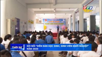Tây Ninh -  Đoàn thanh niên xã Bình Minh tặng quà cho hộ nghèo nhân ngày đoàn viên.