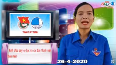 Tây Ninh - Tỉnh đoàn Tây Ninh tăng cường công tác tuyên truyền trên mạng xã hội.