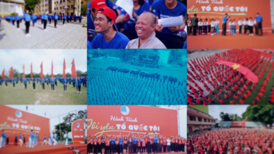 Trailer Đại hội Hội LHTN Việt Nam lần thứ VIII, nhiệm kỳ 2019 - 2024.