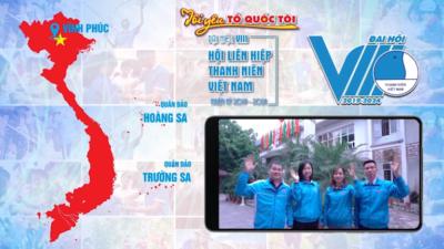 Chào mừng Đại hội Hội LHTN Việt Nam khóa VIII, nhiệm kỳ 2019 - 2024.
