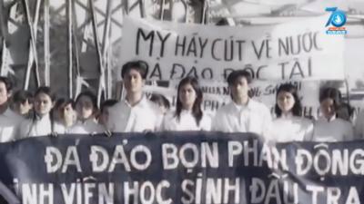 Chặng đường lịch sử vẻ vang của Hội Sinh viên Việt Nam.