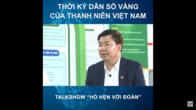 Thời kỳ dân số vàng của thanh niên Việt Nam