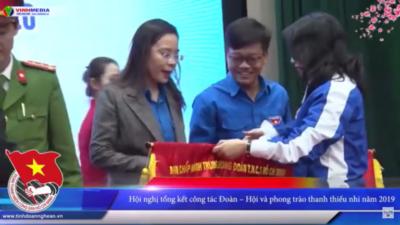 Nghệ An - Bản tin tuổi trẻ Nghệ An số tháng 12/2019