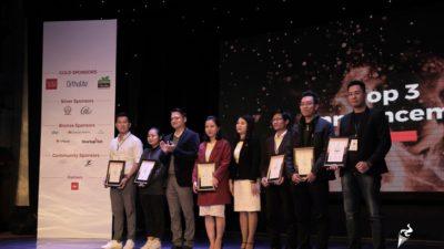 Chung kết toàn quốc Thử thách khởi nghiệp Việt toàn cầu VietChallenge 2018