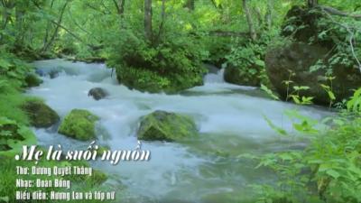 MV Mẹ là suối nguồn - Hương Lan