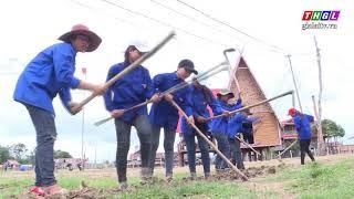 Gia Lai  - Tuổi trẻ Gia Lai chung tay xây dựng nông thôn mới
